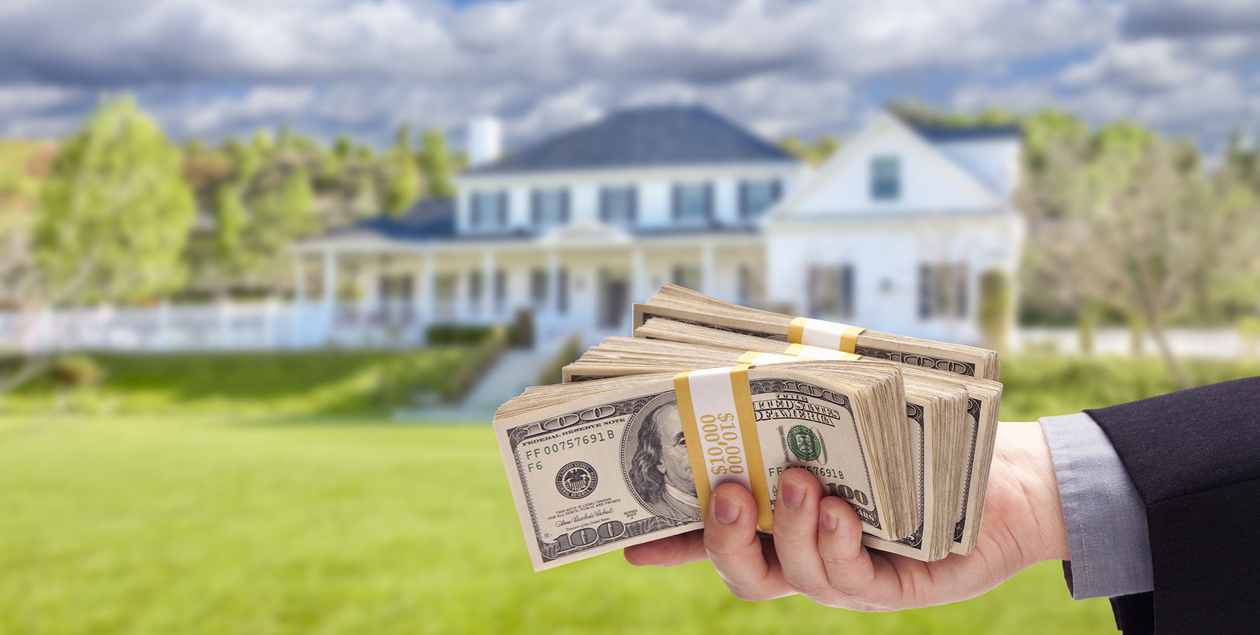 Buying your first property for investment mortgage Mortgage to buy land