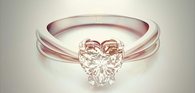 WHY AN ENGAGEMENT RING WAS A DEAL BREAKER