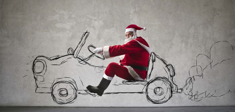 WHY DO BANKS TAKE SO LONG AT CHRISTMAS TO APPROVE LOANS?