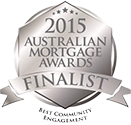 2015 Australian mortgage awards logo
