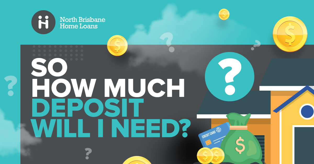 how much of a deposit do i need for mortgage