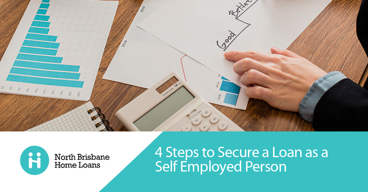 4 Simple Steps to Secure a Self Employed Loan
